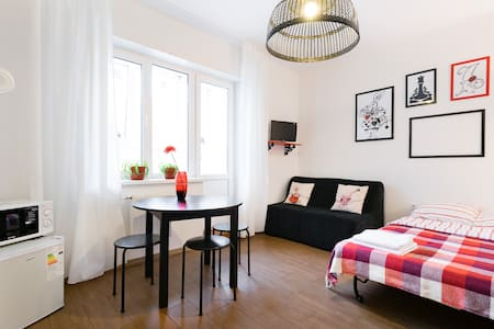 The historical centre 10 min,wi-fi  - Appartement