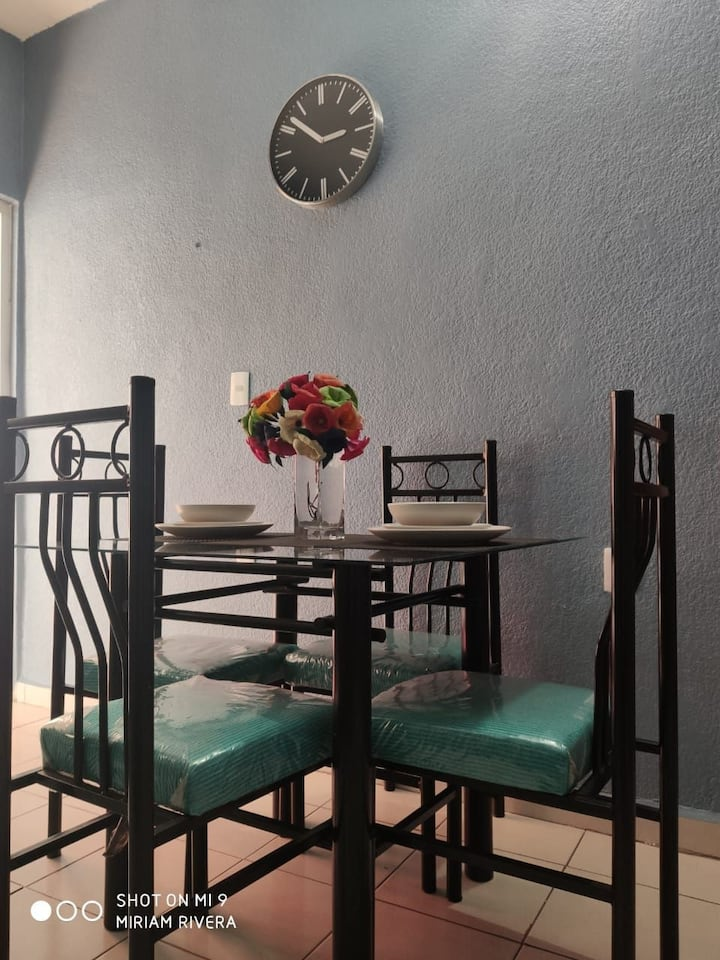 Brand Newly Remodeled Apartment Near Airport CDMX