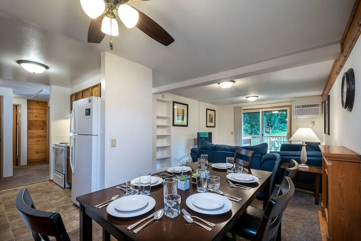 Corporate Furnished 3 BR Apt in Heart of Madison