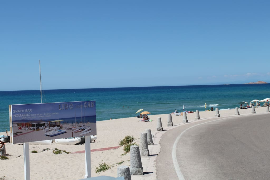 Spiaggia Li Junchi