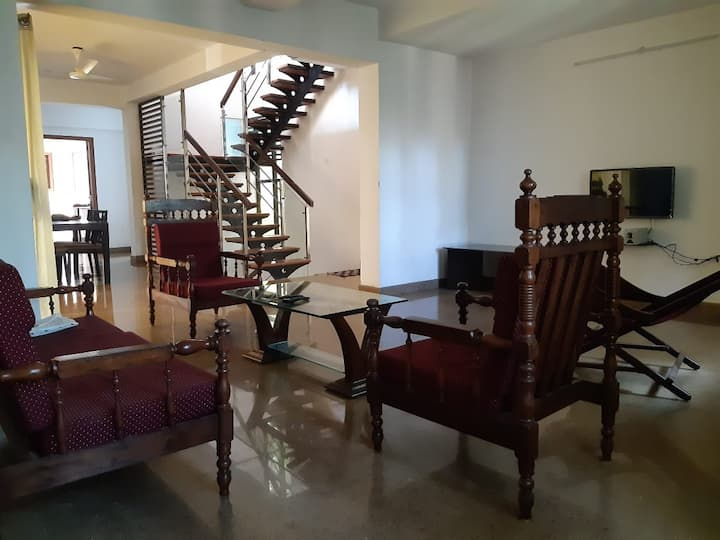 live in Misri Villa and live it up in Mangalore