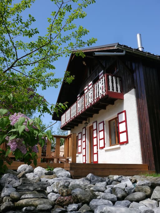 Traditional chalet, originally built in 1927