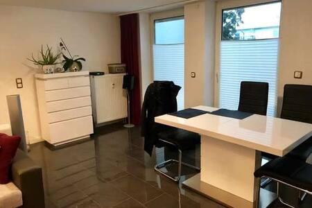 Luxuriös eingerichtete 2-Zimmer Maisonette-Wohnung
