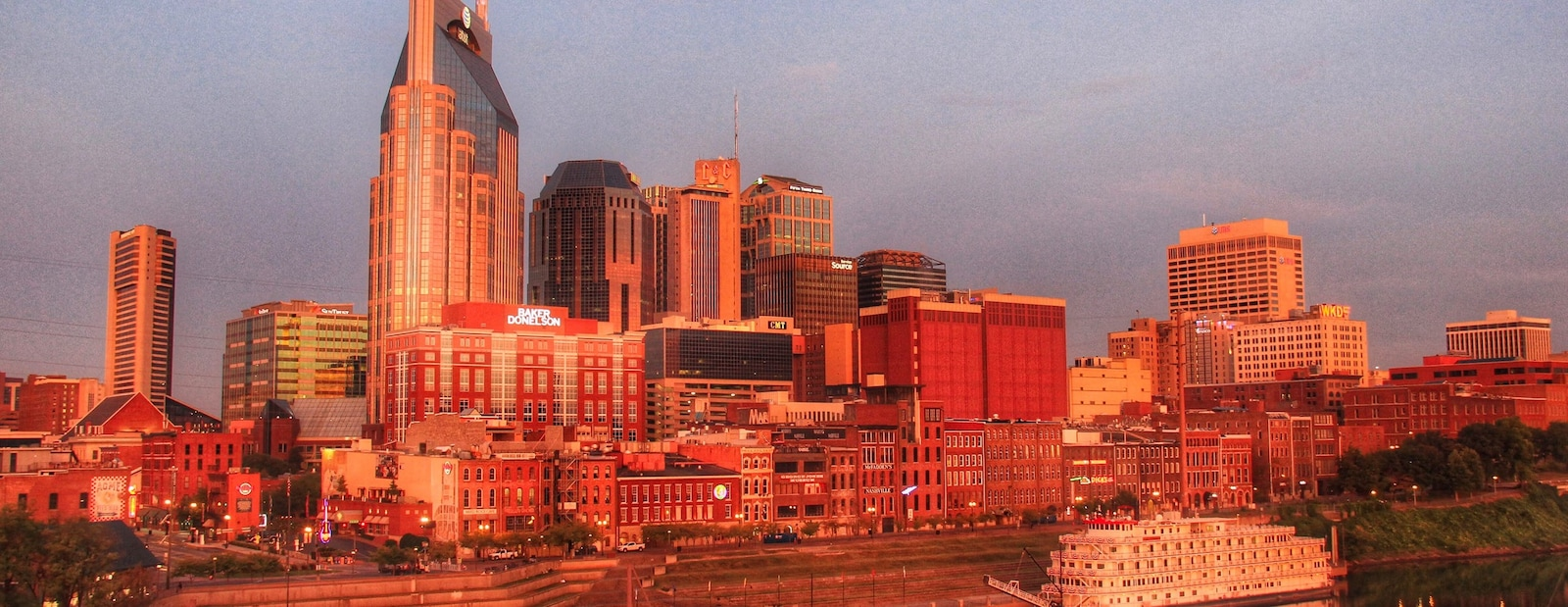 Vacation rentals in Downtown, Nashville