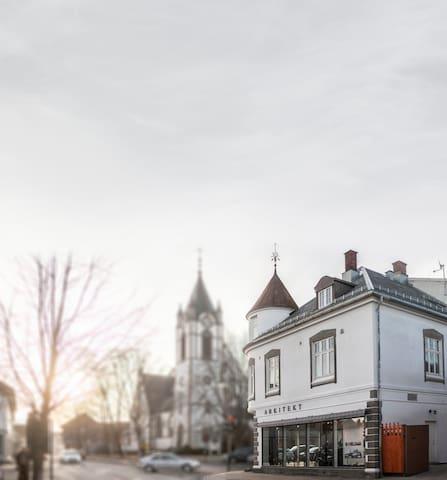 Kirkegata 25 - Levanger - Apartment