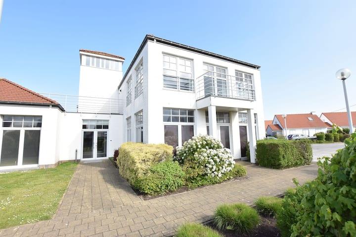 Modern Apartment in De Haan by the Seabeach