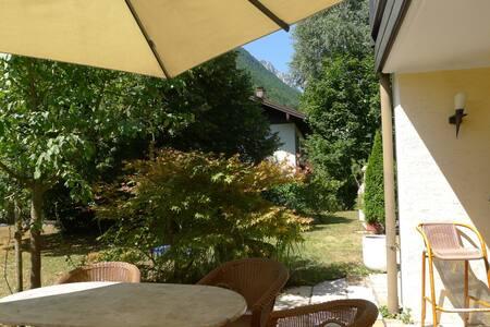 Gartenwohnung nähe Salzburg - Piding
