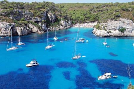 Appartement neuf, grande piscine, Son Parc,Menorca - Illes Balears