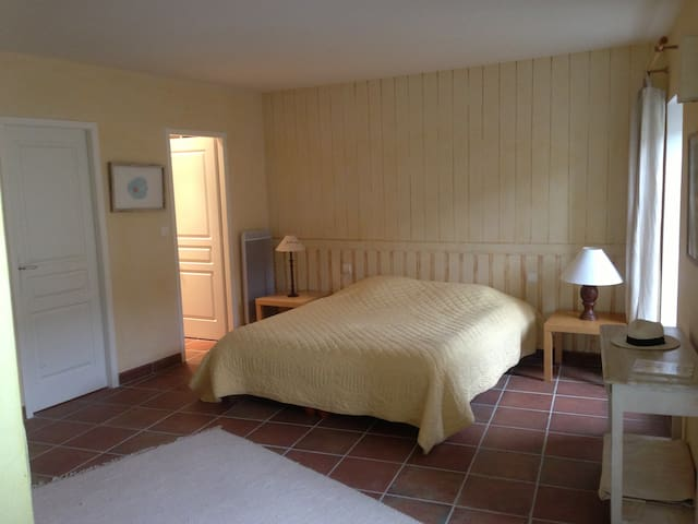 Main sleeping room