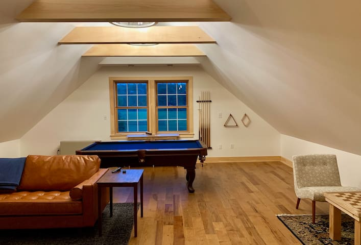 VT Village Home & Guest Suite - Ski, Hike, Relax