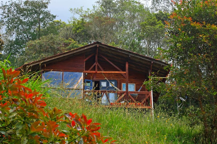 Cabaña tipo Chalet en Santa Elena