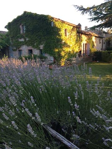 Enchanting Villa with pool & tennis near Todi - Asproli