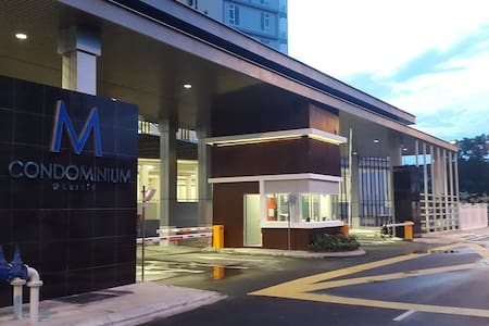 M Condominium 3R2B 1-7 Pax @ JB Larkin Johor Bahru - Johor Bahru - Wohnung
