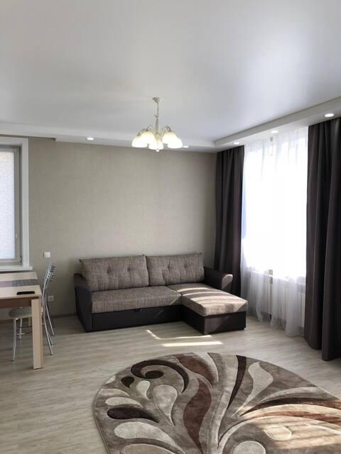 Flat for Rent 3 Rooms Yuzhno-Sakhalinsk