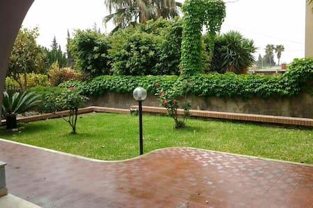 La Pomelia: appartamento in villa - San Corrado di Fuori, Noto