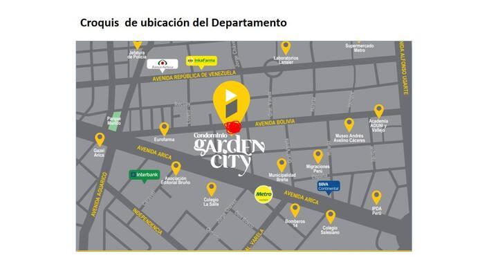 ALQUILER DPTO AV BOLIVIA 1113-BREÑA-2 DORMITORIOS