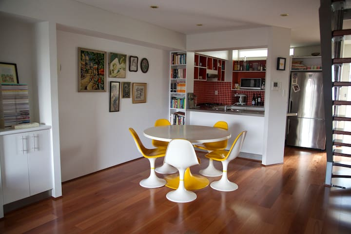 Artsy apartment in Bowen Hills - Bowen Hills - Apartment
