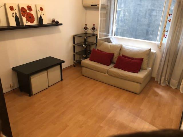 Departamento cómodo y confortable en barrio norte