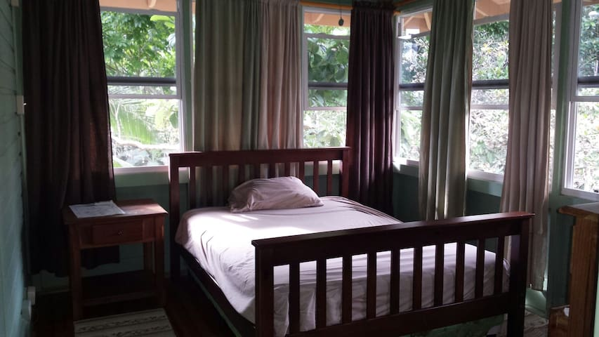 Master bed room in Soberania National Park - Gamboa - House