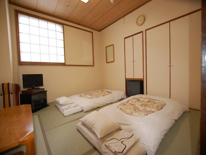 3min->JR Machida Sta/2ppl Japan smokingRoom+WiFi)