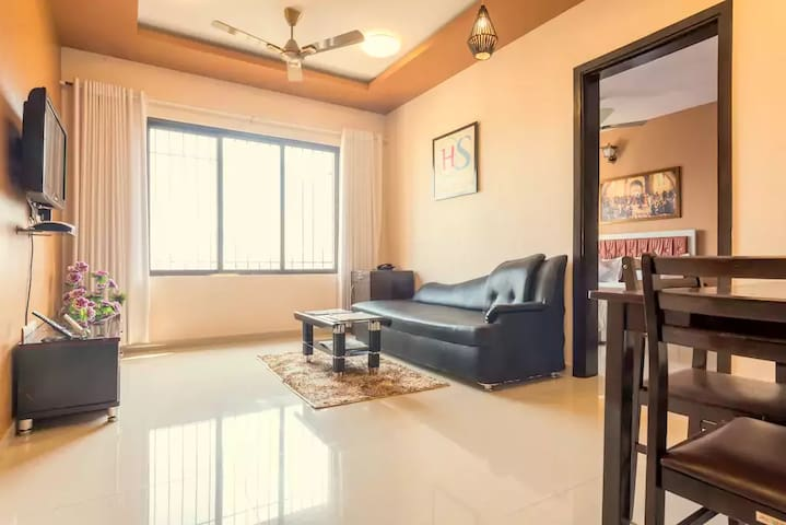 2 bedroom service apartment in Goregaon east