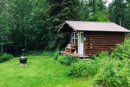 Cozy Cub Cabin near the Matanuska Glacier
