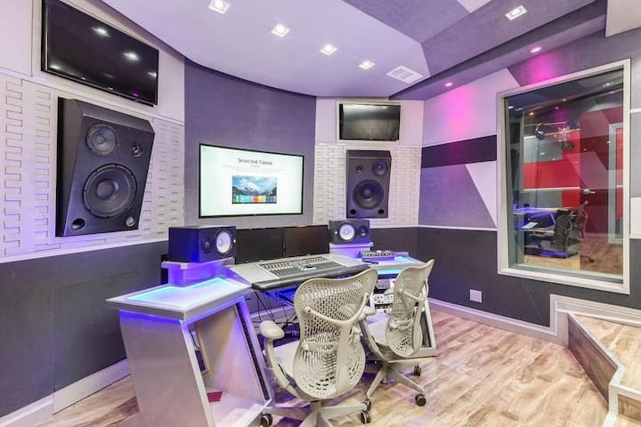 Home Recording Studio Rental