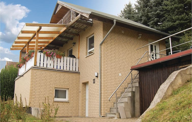 Holiday cottage with 2 bedrooms on 60m² in Friedrichshof