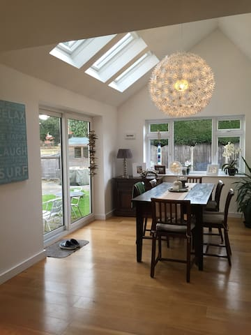 Contemporary living space - West Berkshire - Ev