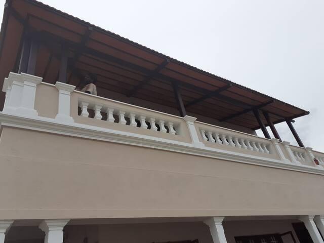 House in Tiruvanamalai