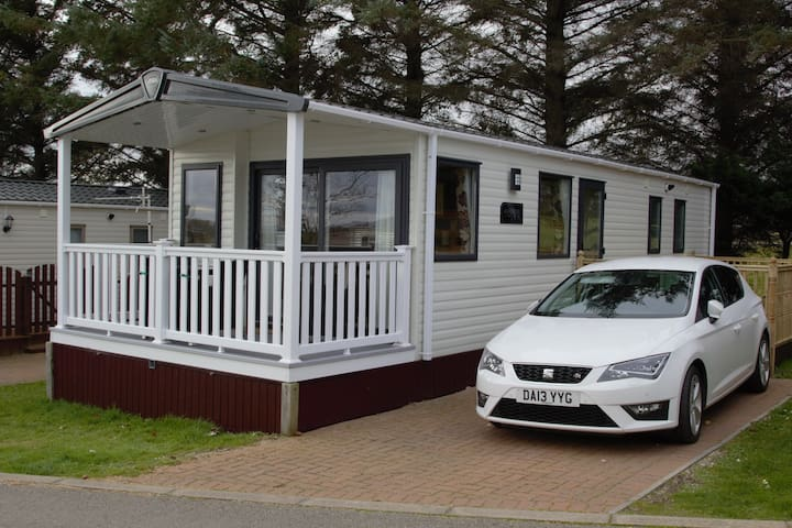2016 Ashcroft Exclusive 25 Pitgrudy Holiday Park