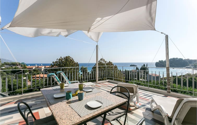 Holiday apartment with 2 bedrooms on 110m² in Taormina