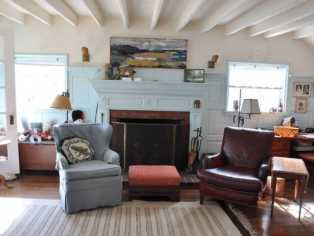 Sweeping Views with Private Beach in Castine - Castine - Haus