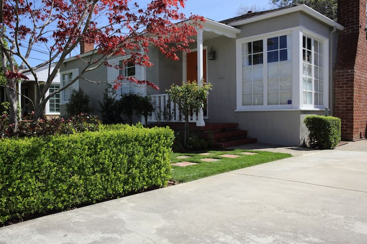 Remodeled Bungalow - Great Location - San Mateo - Casa