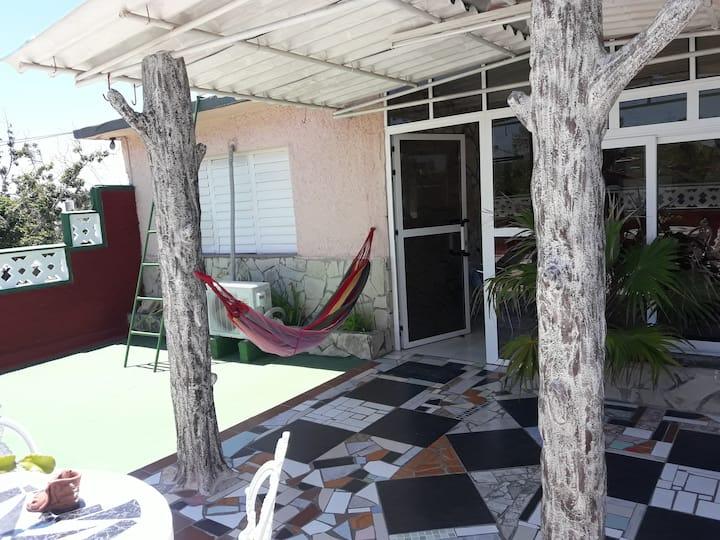 Apartamento Encantador con 2 Room privadas