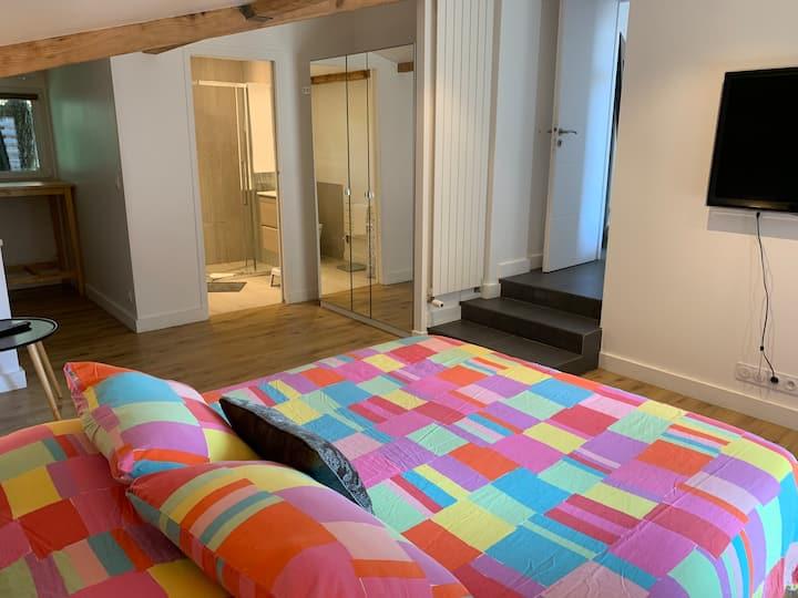 Confortable chambre de 20 m2
