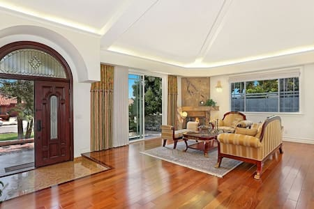 luxurious new home with full amenities, near LA - Fullerton