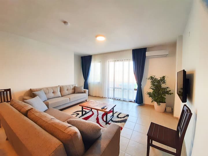 Cozy Flat with sea view in Datca center
