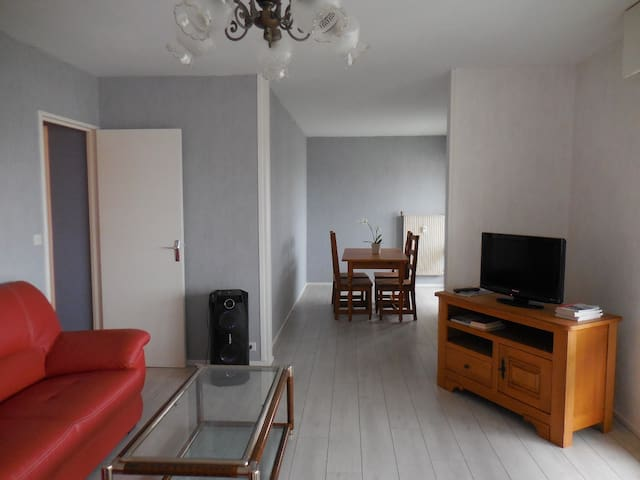 St-Dizier centre ville superbe appartement F5 - Saint-Dizier - Apartment