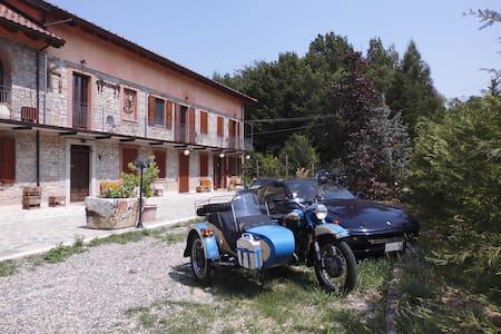 Casa con parco e piscina #langhe - Bubbio