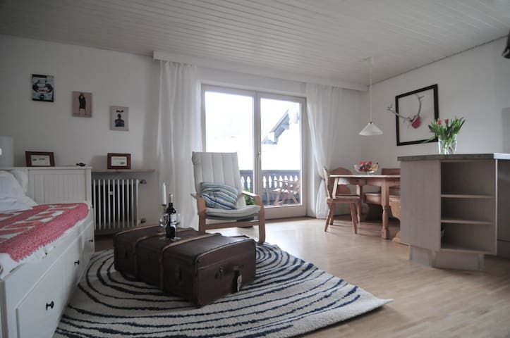 Holidays at lake Chiemsee, ideal for family - Bernau am Chiemsee - Appartement