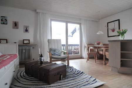 Holidays at lake Chiemsee, ideal for family - Bernau am Chiemsee - 公寓