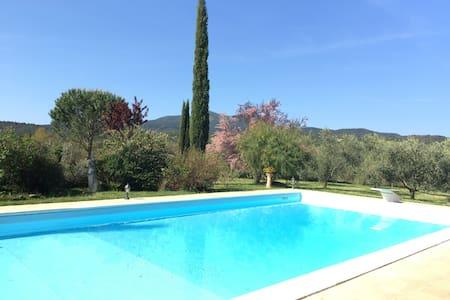 TUSCANY VILLA WITH PRIVATE POOL - Castiglione della Pescaia - Villa