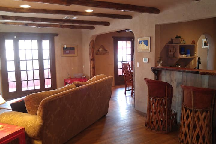 Historic Adobe Gem! And could be your TDY Stay!