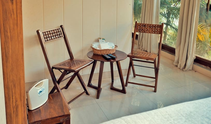 ITH •Cosy Room w/ Garden View Near Train Station