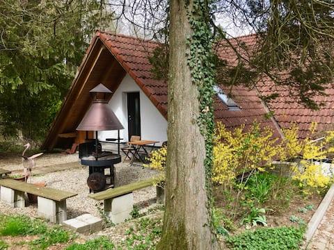 Casa de férias perto de trem para Munique, Therme Erding