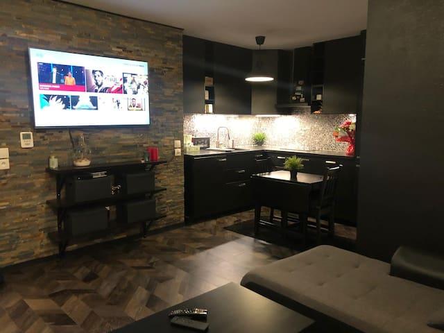 High quality studio near Paris (Longterm renting)
