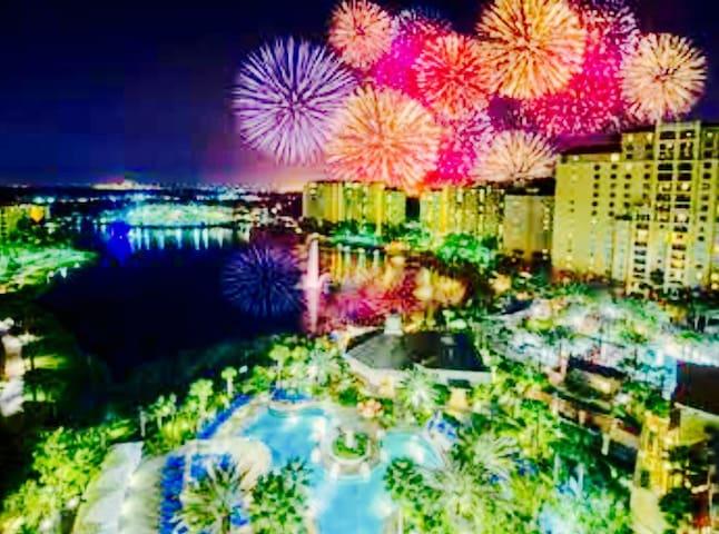 3BD Orlando FL Wyn Bonnet Creek in gates of Disney