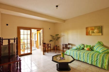 Cozy 2BD > 10 mins from Intl Airprt - Eau Piquant