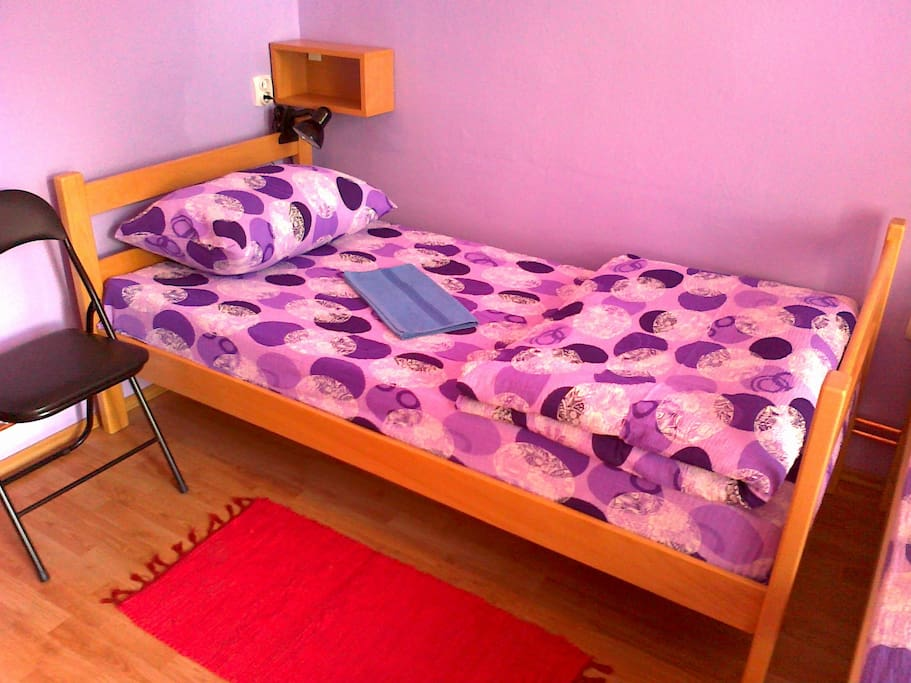 www.hostelm.net - Studio with private entrance, separate from the hostel